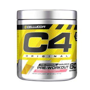 Pre-entrenamiento C4 Original Cellucor 390 gr (60 servicios) pre entrenamiento c4 original cellucor 390 gr 60 servicios 5