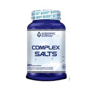 Complex Salts Scientiffic Nutrition 90 capsulas complex salts scientiffic nutrition 90 capsulas 3