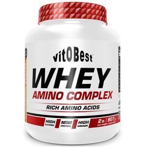 Proteina Whey Amino Complex Vitobest 907 gr