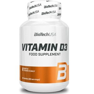 vitamina D3 biotech usa