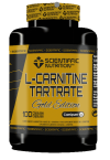 L-Carnitina Tartrate (Gold Edition) 100 CAPS SCIENTIFFIC NUTRITION