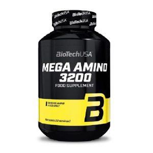 Mega Amino 3200 BioTechUSA - 300 TABS mega amino 3200 biotechusa 300 tabs 4