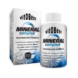 Mineral Complex Vitobest 60 capsulas mineral complex vitobest 60 capsulas 4