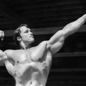 Arnold Schwarzenegger la época dorada