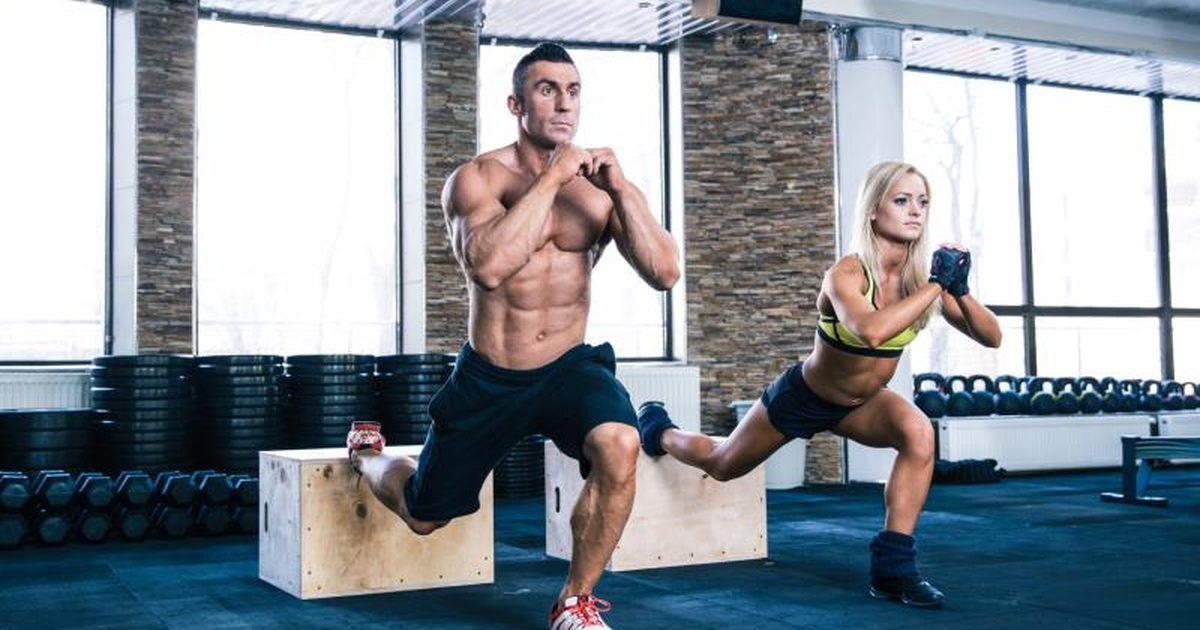 Suplementos antes del ejercicio aerobico.