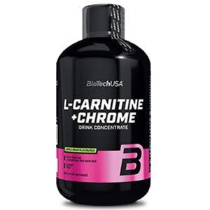 carnitina biotech usa 500-ml