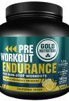 Pre Workout Endurance Gold Nutrition 300 gr