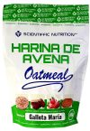 Harina de Avena Scientiffic Nutrition 1 kg
