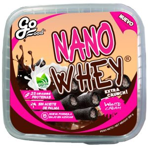 Nano Whey Go Food 200 gr