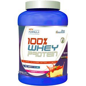 Proteina 100% whey protein blue