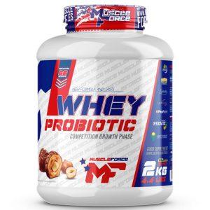 Proteina whey probiotic
