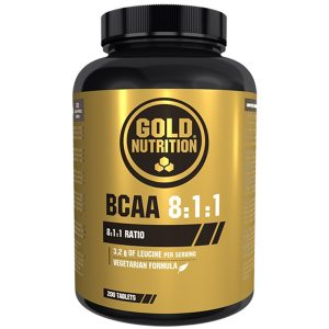 Bcaa 8-1-1 gold nutrition