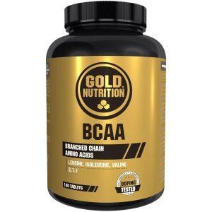 BCAA GoldNutrition 180 tabletas
