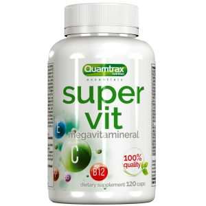 Multivitaminico Quamtrax Super Vit