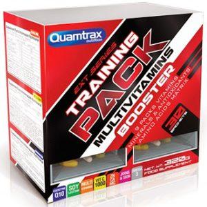 Multivitaminico training pack quamtrax