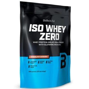 Proteina Iso Whey Zero Biotech USA