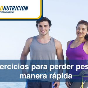 Top 5 ejercicios más efectivos para perder peso de forma rápida