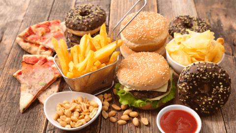Alimentos que no debes consumir luego del entrenamiento