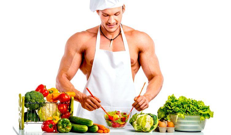 Come para que crezca tu masa muscular