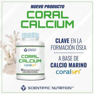 coral calciun calcio coral scientiffic nutrition 60 capsulas 1 Coral Calciun - Calcio Coral Scientiffic Nutrition 60 Capsulas 2