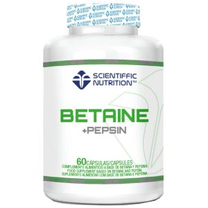 Betaine + Pepsin scientiffic nutrition