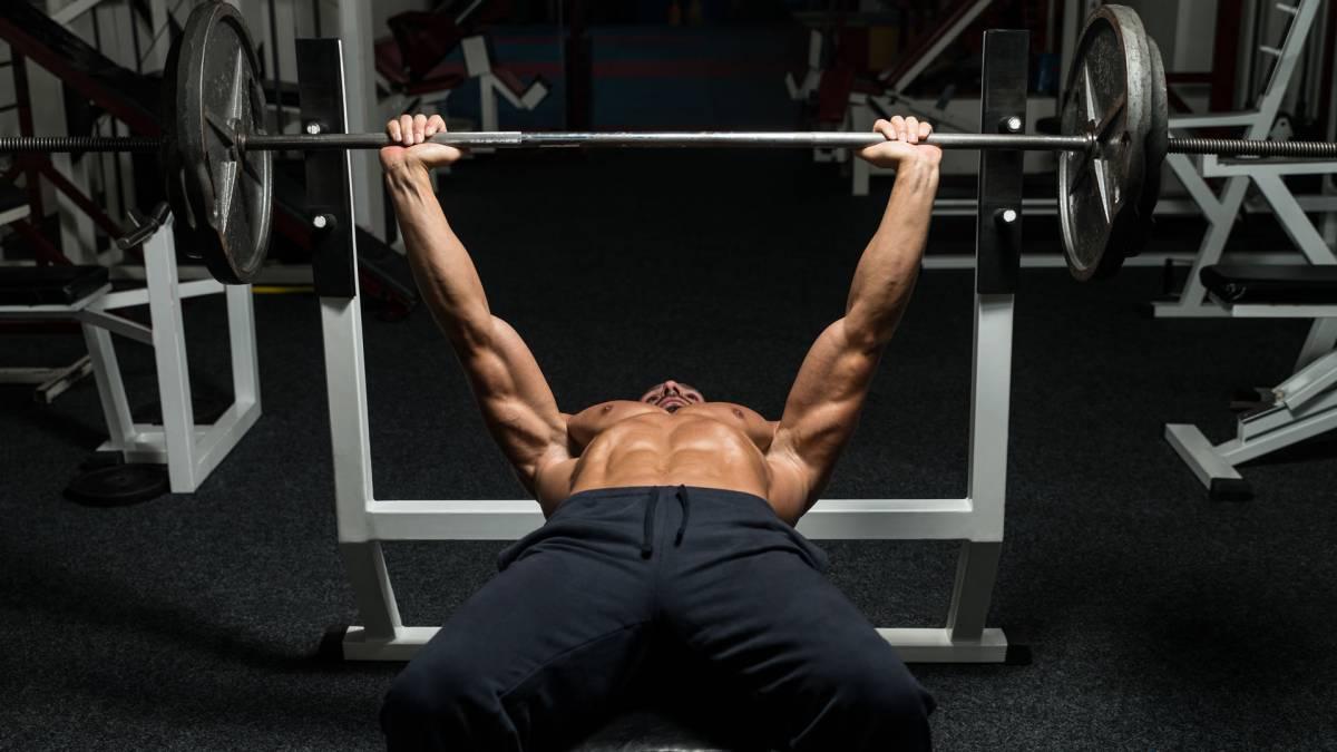 Ejercicios clave para que crezcan los músculos